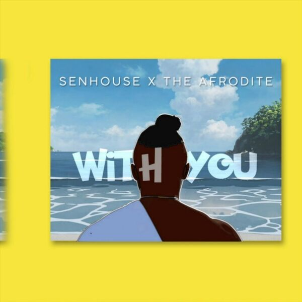 Cover art for With You